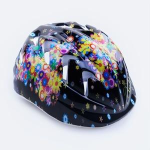 Children cycling helmet Spokey BUTTERFLY, Spokey