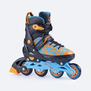 Roller skates Spokey TURIS black-orange, Spokey