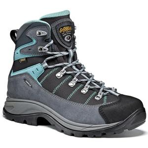 Shoes Asolo Revert GV ML gray / gunmetal / pool side/A177, Asolo