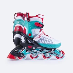 Roller skates Spokey ROAD white, Spokey