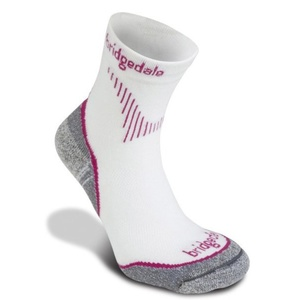 Socks Bridgedale CoolFusion Run QW-ik Women's ML dusky pink/303, bridgedale