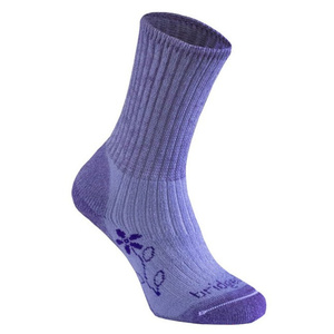 Socks Bridgedale MerinoFusion Trekker Women's ML violet/095, bridgedale