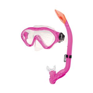 Set snorkel + goggles Spokey CAYMAN JUNIOR pink, Spokey
