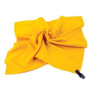 Quick-drying towel Spokey NEMO 40 x 40 cm, yellow, Spokey
