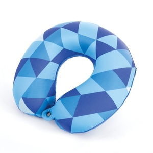 Travel pillow Spokey AMBIENT blue, Spokey