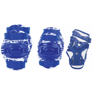 Set children protectors Spokey AEGIS blue, Spokey