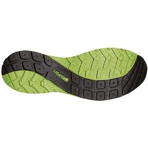 Men boots Lafuma TRACK M deep gray / acid green, Lafuma