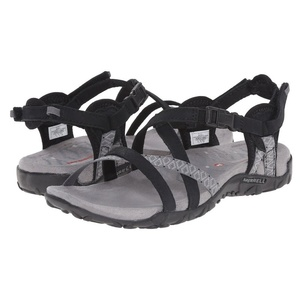 Sandals Merrell Terran LATTICE II black J55318, Merrell
