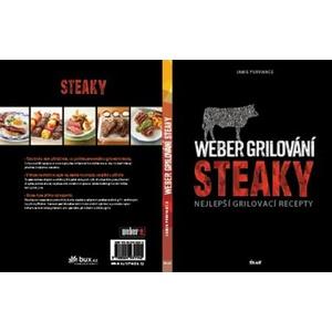 Weber grilling steaks CZ, Weber