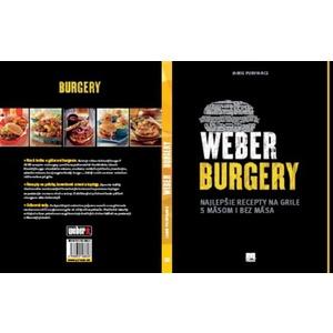 Weber grilling burgers SK, Weber