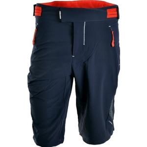Men MTB pants Silvini TALFER MP1015 navy-orange, Silvini