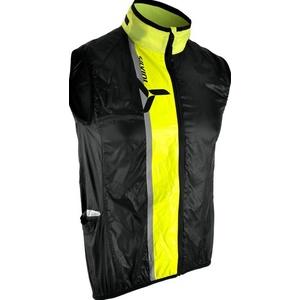 Cycling vest Silvini GARCIA MJ803 black-neon, Silvini