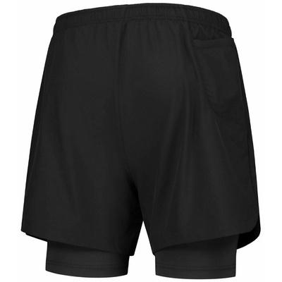 Loose running shorts Rogelli MATRIX, black 830.743, Rogelli