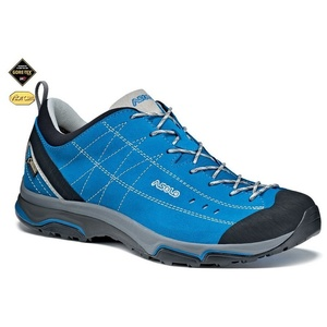Shoes Asolo Nucleon GV MM blue aster/silver/A182, Asolo
