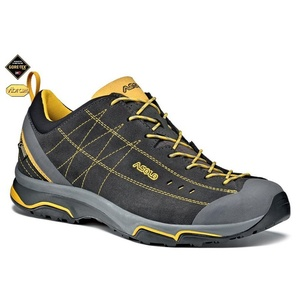 Shoes Asolo Nucleon GV MM graphite/yellow/A147, Asolo