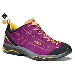 Shoes Asolo Nucleon GV ML verbena/yellow/A150, Asolo