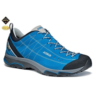 Shoes Asolo Nucleon GV ML blue aster/silver/A182, Asolo