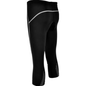 Children 3/4 cycling pants Silvini BASENTO CP790 black, Silvini