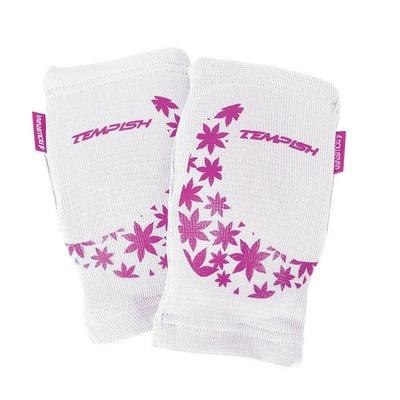 Tempish Taffy children's knee pads white, Tempish
