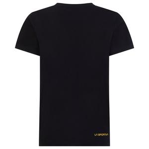 Men t-shirt La Sportiva Logo Tee Black, La Sportiva