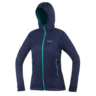 Jacket Direct Alpine Bora Lady indigo / menthol, Direct Alpine