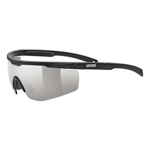 Sports glasses Uvex Sports Style 117 Black Mat (2216), Uvex