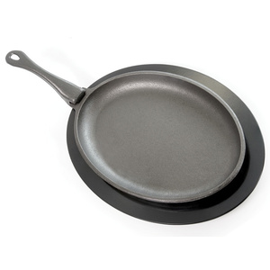Pan Napoleon cast iron with removable handle, Napoleon
