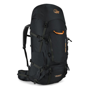 Backpack Lowe Alpine Axiom 7 Cerro Torre 65:85 black / bl NEW, Lowe alpine