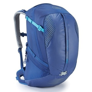 Backpack Lowe Alpine AirZone Velo ND 25 blue print / bp, Lowe alpine