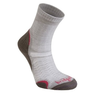 Socks Bridgedale WoolFusion Ultra Light Women's mushroom/923, bridgedale