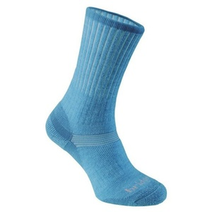 Socks Bridgedale Merino Hiker Women's sky/402, bridgedale