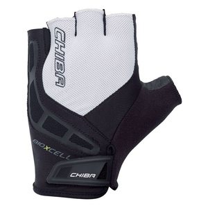 Bike gloves Chiba BIOXCELL, black 30617.10, Chiba
