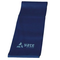 Exercise belt Fit Band 25mX15cm, extra tough, blue, Yate