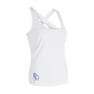 Women top Sensor COOLMAX FRESH PT HAND white 17100032, Sensor