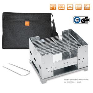 Folding grill Esbit big BBQ300S, Esbit