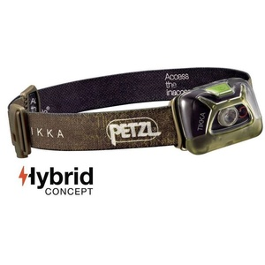 Headlamp Petzl Tikka Green E93AAB, Petzl