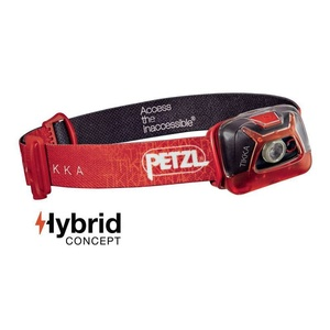 Headlamp Petzl Tikka Red E93AAC, Petzl