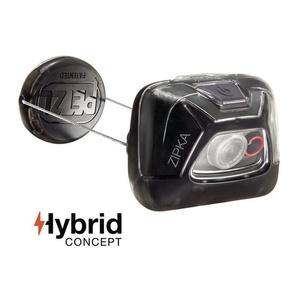 Headlamp Petzl Zipka Black E93ABA, Petzl