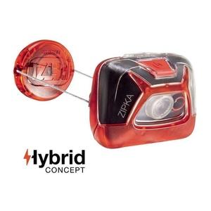 Headlamp Petzl Zipka Red E93ABB, Petzl
