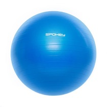 Gymnastic ball Spokey Fitball 3rd 65 cm including pump blue, Spokey