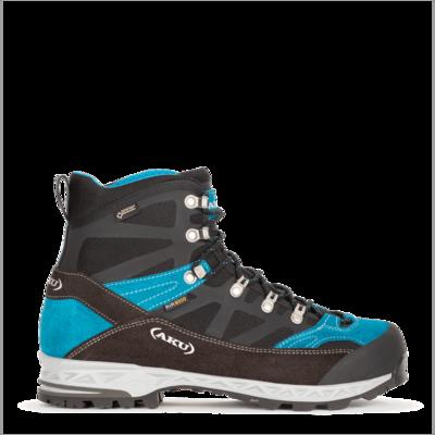 Men boots AKU 844 Trekker For Gtx black / blue, AKU