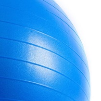 Gymnastic ball Spokey Fitball 3rd 75 cm including pump, blue, Spokey