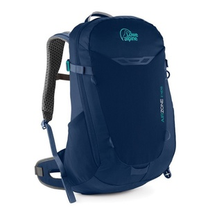 Backpack Lowe Alpine AirZone Z ND 18 blue print / br, Lowe alpine