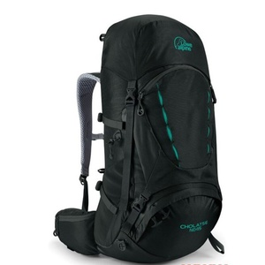 Backpack Lowe alpine Cholatse ND 45 black / bl, Lowe alpine
