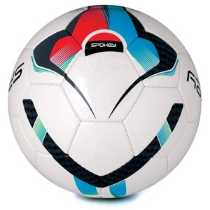 Ball Spokey UNUS FUTSAL to indoor football white vel.4, Spokey