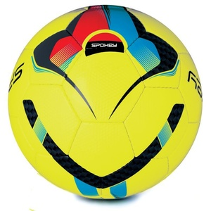 Ball Spokey UNUS FUTSAL to indoor football yellow vel.4, Spokey