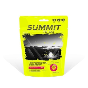 Summit To Eat rice pudding with strawberries 810100, Summit To Eat