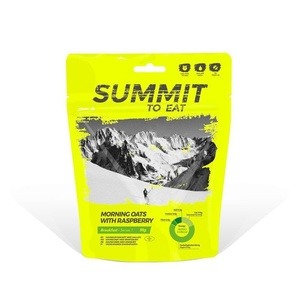 Summit To Eat oat mash with raspberries 809100, Summit To Eat