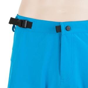 Men cycling pants Sensor Helium blue / black 17100081, Sensor