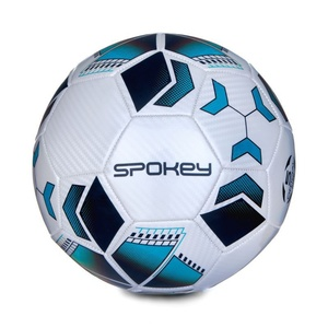 Football ball Spokey AGILIT white-turquoise vel.4, Spokey